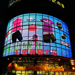 Transparent LED Display P50 (TLV-CM-RGB50) pictures & photos