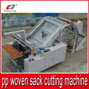 Chinese Supplier Automatic Cutting Machine for Plastic PP Woven Sack pictures & photos