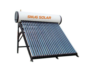 Hot Sell Integrated Pressurized Solar Water Heater pictures & photos