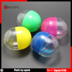 Vending Machine Plastic Toy Capsules pictures & photos