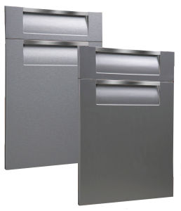 Lacquered Kitchen Cabinet Doors (9092)