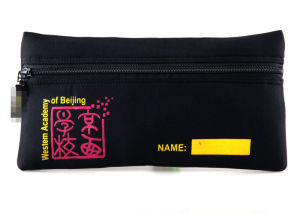 Charming High Quality Zip Promotional Neoprene Office Pencil Cases pictures & photos