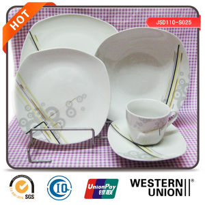 High Quality 30PCS Porcelain Tableware
