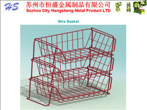 Wire Basket/Household Shelves