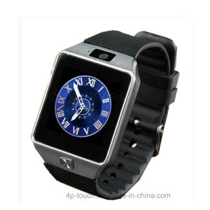 Promotion Gift Dz09 Bluetooth Smart Watch with 2.0 Camera pictures & photos