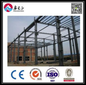 Prefabricated House Warehouse and Workshop with SGS Certification (BYSS051905) pictures & photos