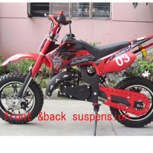Strong Frame 49cc Gasoline Power Pull Start Mini Dirt Bike (ET-DB003) pictures & photos
