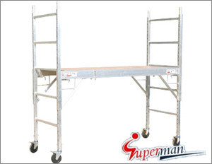 Aluminum Multi-Use Scaffold with CE pictures & photos