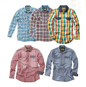 High Quality Men′s Check Casual Shirt (LL-S01) pictures & photos