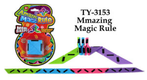 Funny Mazing Magic Rule Toy pictures & photos