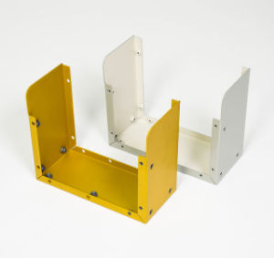 Control Cover-Sheet Metal Stamping Fabrication Parts with ISO 9001 Quality Level pictures & photos