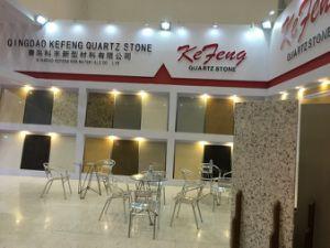 Projet Shopping Mall Flooring 60*60*15mm Quartz Stone Floor Tile and Wall Quartz pictures & photos