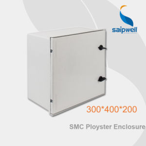 IP66 SMC Waterproof Ployster Box (SMC-403020G)