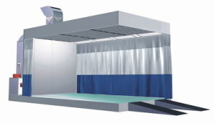 Prep-Station Booth/Sanding Room /Paing Booth PS-C3 pictures & photos