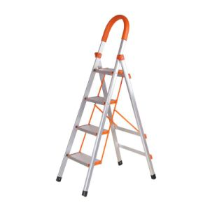 Yangzhou Synergy Scaffold Aluminium Scaffolding Professional Step-Ladder