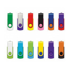 Swivel USB Flash Drive Memory USB Stick U Disk Music Pen Drive USB 2.0 for Car pictures & photos