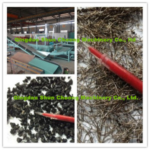 300~1ton/Hour Waste/Used Tire Recycling Machine, Tire Recycling Machine pictures & photos