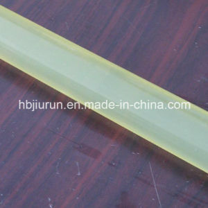 Light Yellow PU Casting Rod with High Quality pictures & photos
