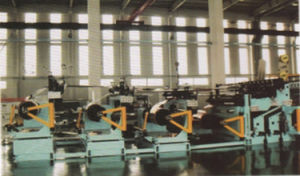 Multi-Layer Foil Type Winding Machine for Transformer (WJM-1600) pictures & photos