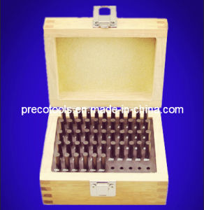 Precision Steel Pin Gage Set pictures & photos