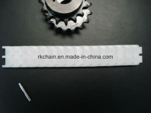 Double Row Plastic Conveyor Roller Chain with Sprocket for Transmission pictures & photos