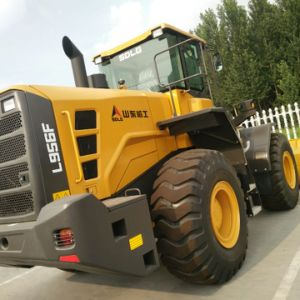 Compact Wheel Loader 5t Shove Loader LG956L L956f with 3.0cbm Bucket pictures & photos
