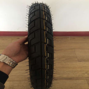 Size 90/90-18 Motorcycle Tubeless Tire Export Brazil Market pictures & photos