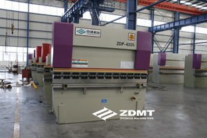 WC67Y series Hydraulic pressbrake pictures & photos