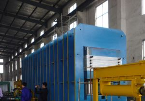 Conveyor Belt Rubber Sheet Vulcanizing Press Vulcanizer Machine pictures & photos