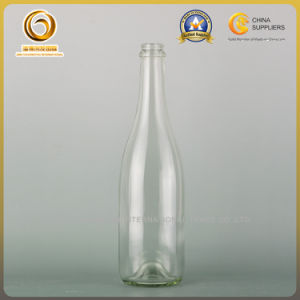 750ml Wholesale Dark Green Glass Champagne Bottle (085) pictures & photos
