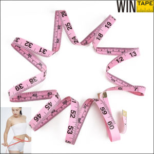 Pink Color Printable Body Tape Measure Less Than 1 Dollar to Measuring Bra Size pictures & photos