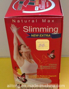 Newest Whosales 100% Natural Red Max Slimming Capsule