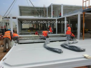 Prefab House Container for Civil Defence Office (CILC-PCH-Defence001) pictures & photos