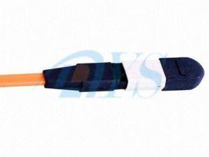 MPO PVC Fiber Optical Connecter pictures & photos