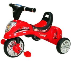 Kids Motobike / Tricycle (A3Red)
