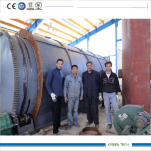 12 Ton Pyrolysis Machine for Tire Waste Recycling pictures & photos