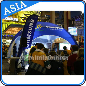 Advertising X Shape Gloo Tent, Inflatable Dome Tent pictures & photos