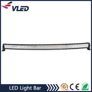Auto Parts 50′′ LED Light Bar Double Row Truck Car Driving Light pictures & photos