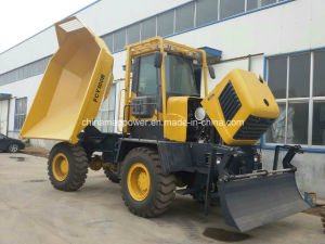 Weifang Map 10ton Site Dumper 4X4 pictures & photos