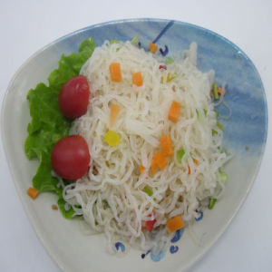 Gluten Free Food Konjac Angel Hair Instant Noodles pictures & photos