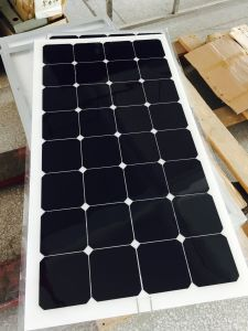 2017 Hot Selling Good Quality RV Marine 100W Flexible Solar Panel pictures & photos