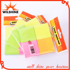 Colorful Sticky Notes Self-Adhesive Memo Pad (SN020) pictures & photos