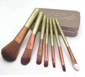Nk 7PCS/Set Brushes Makeup Brush Metal Box pictures & photos