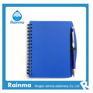 Spiral Hardcover Notebook for Office Stationery pictures & photos