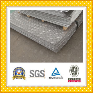 ASTM Stainless Steel Checkered Sheet pictures & photos