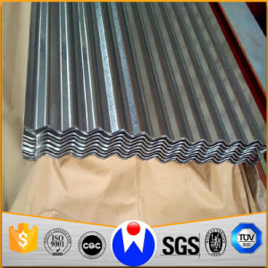 Hot-DIP Galvanized Corrugated Steel Sheet pictures & photos