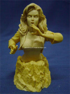 OEM 3D Women Modeling Clay