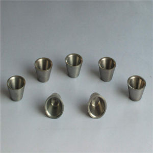 Professional Molybdenum Crucible Manufacturer with Competitive Price pictures & photos