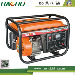 2kw/3kw/4kw Silence Gasoline/Petrol Generator with CE and ISO for Use Home
