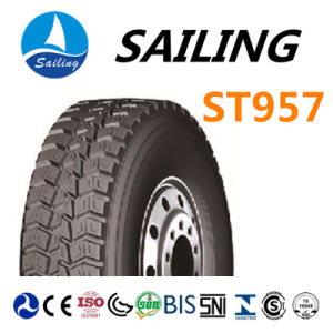 China Factory Steel Radial Truck Tire Trailer Tire (13R22.5)